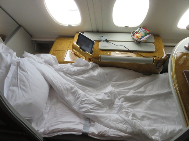 FIRST CLASS SUITE 3A: FLATBED