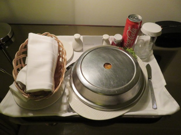 CLASSIC ROOM: ROOM SERVICE