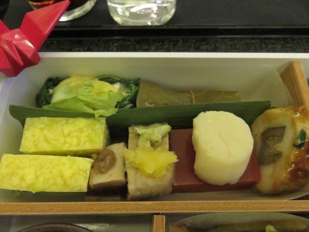 JAPANESE MENU: IRODORI GOZEN