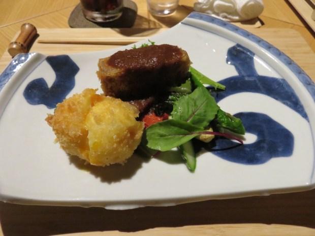 RESTAURANT: DINNER