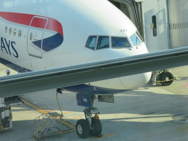 BRITISH AIRWAYS B777-300ER