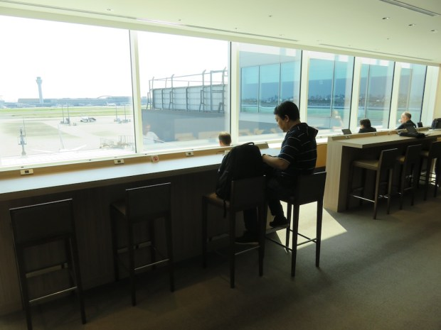 JAL LOUNGE (UPPER FLOOR)