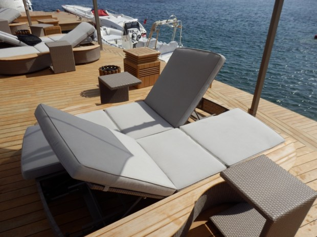 DECK OVER THE SEA