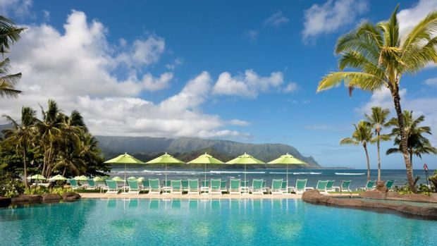 THE ST REGIS PRINCEVILLE, KAUAI, HAWAII