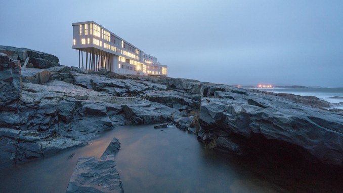 Top 10 most remote luxury hotels in the world.