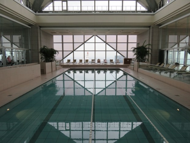 SPA: SWIMMING POOL
