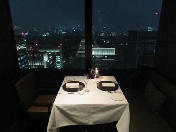 THE RESTAURANT BY AMAN: DINNER