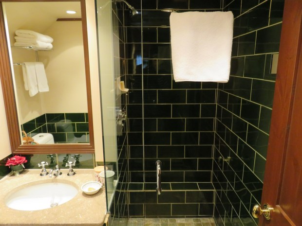 SUITE: BATHROOM 2