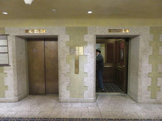 HOTEL CORRIDORS & SHOPPING ARCADE