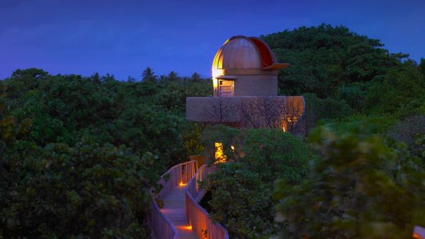 OVERWATER OBSERVATORY