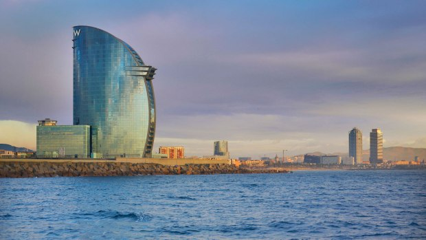 WIN A STAY AT THE W BARCELONA (SPAIN)