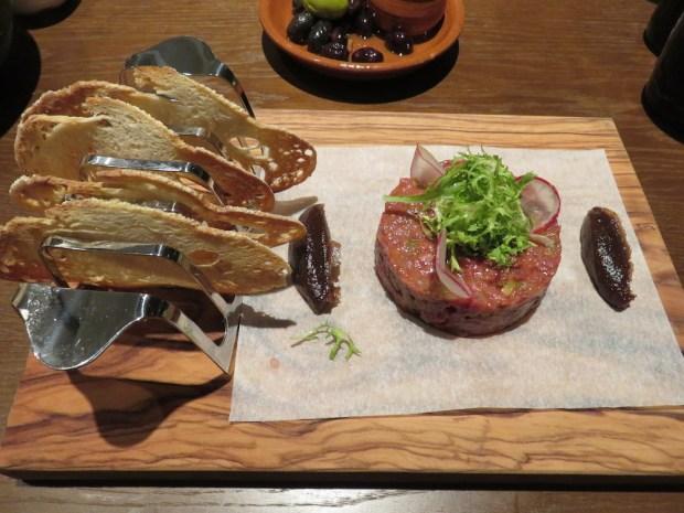 BALEARIC RESTAURANT - DINNER