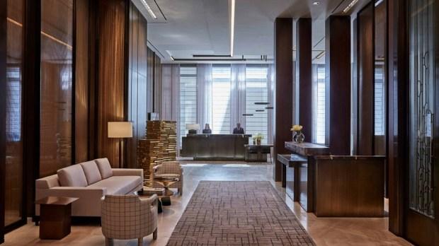 FOUR SEASONS HOTEL NEW YORK DOWNTOWN, USA