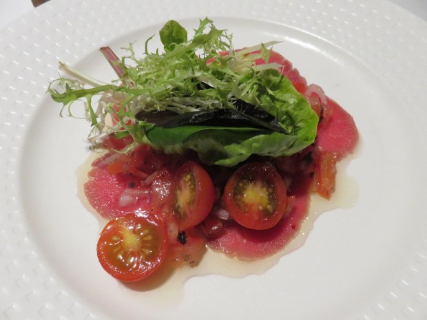 TEC-TEC RESTAURANT: DINNER