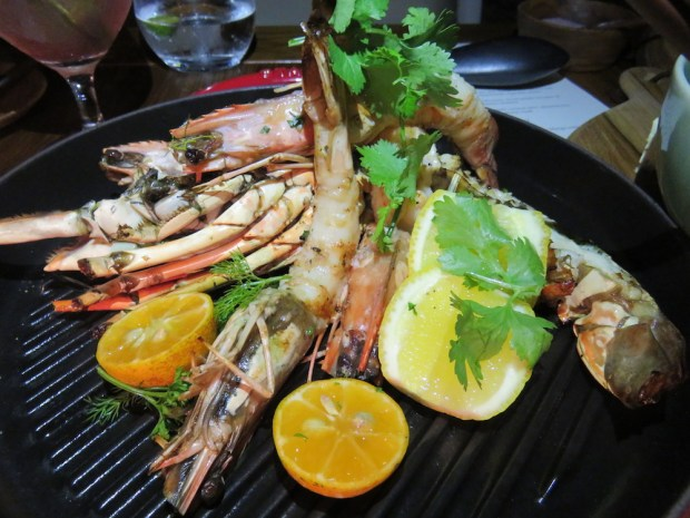THE OCEAN KITCHEN: DINNER
