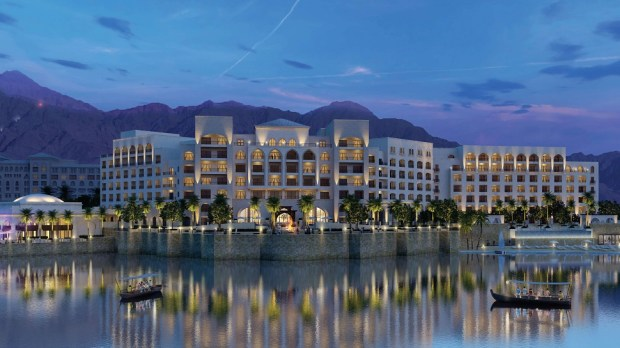 AL MANARA, A LUXURY COLLECTION HOTEL, SARAYA AQABA, JORDAN