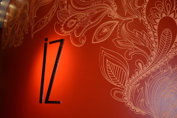 DINING: IZ INDIAN RESTAURANT