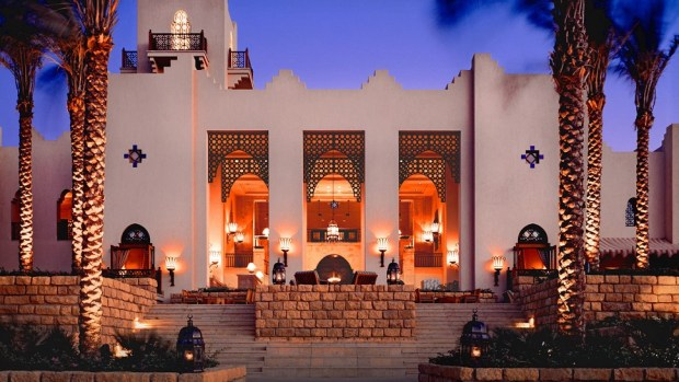 FOUR SEASONS RESORT SHARM EL SHEIKH, EGYPT