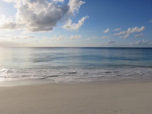 WEST BEACH: SUNSET