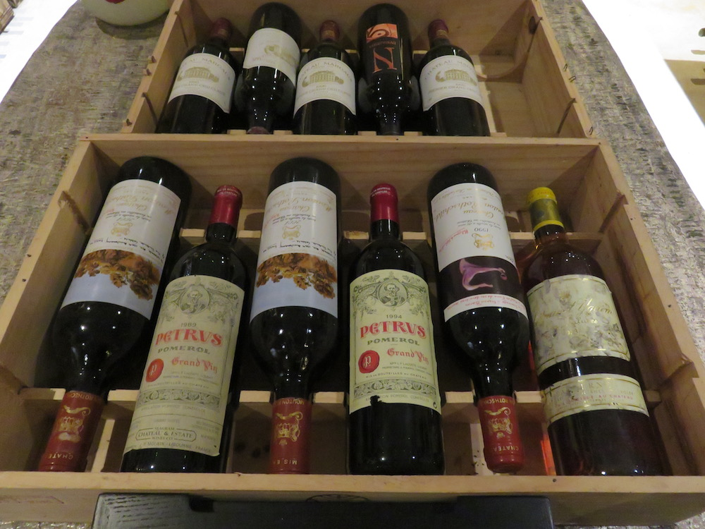 THE PIAZZA WINE CELLAR & Review: PHENOMENAL North Island Seychelles - the Luxury Travel Expert