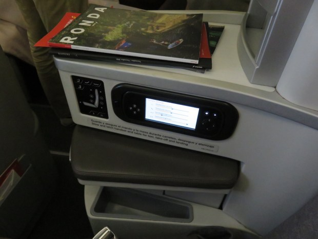 BUSINESS CLASS SEAT