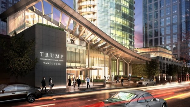 TRUMP INTERNATIONAL HOTEL & TOWER VANCOUVER, CANADA