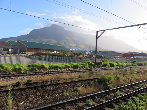 DAY THREE: ARRIVAL AT CAPE TOWN