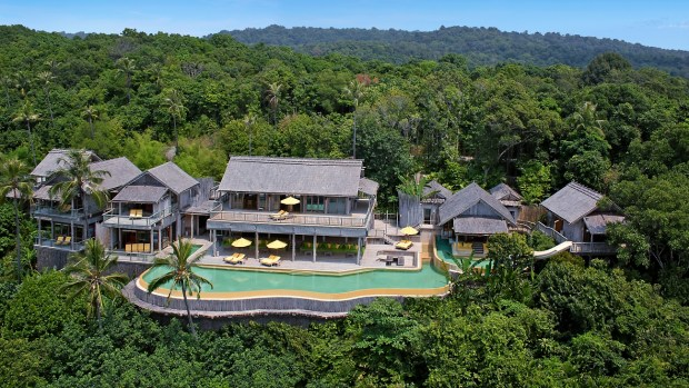 MULTI- BEDROOM VILLA AT SONEVA KIRI