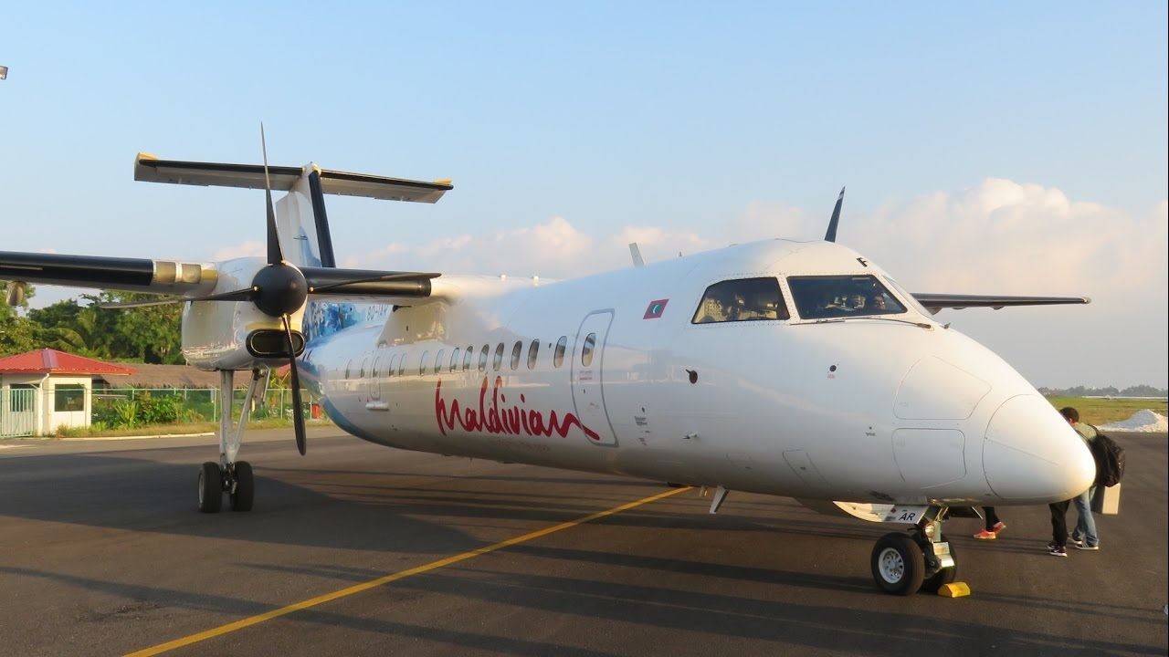Aeroporto Male Maldive : Review transfer from park hyatt maldives hadahaa to male airport
