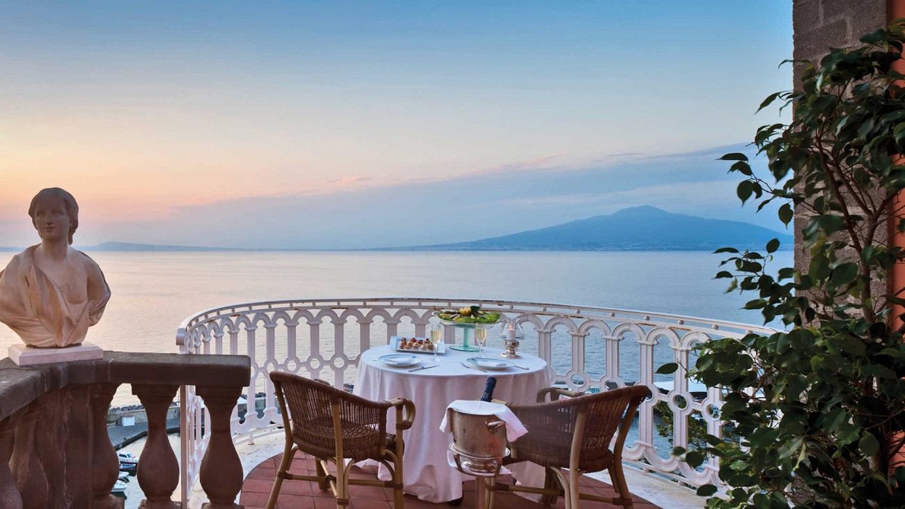 Top 10 Best Luxury Hotels On Capri Ischia The Amalfi
