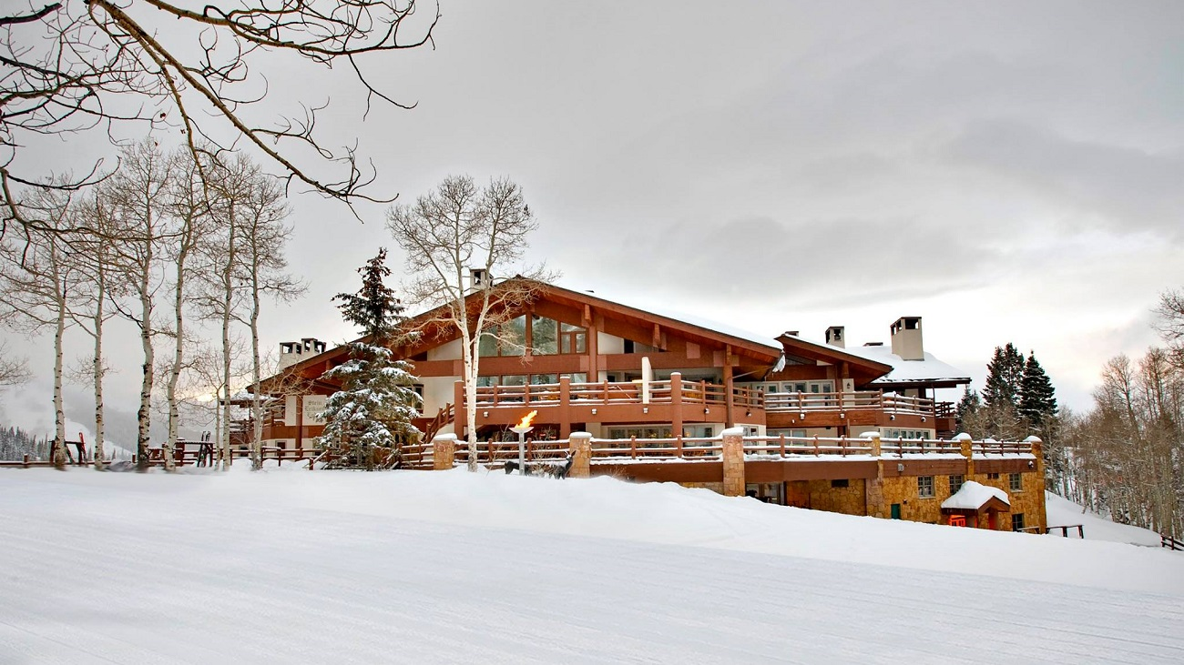 Top 10: best ski hotels & resort in North America - the Luxury ...