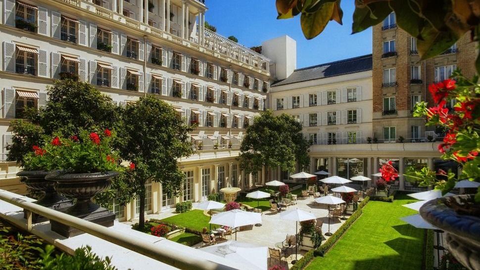 Exterior: Top 10 Best Luxury Hotels In Paris