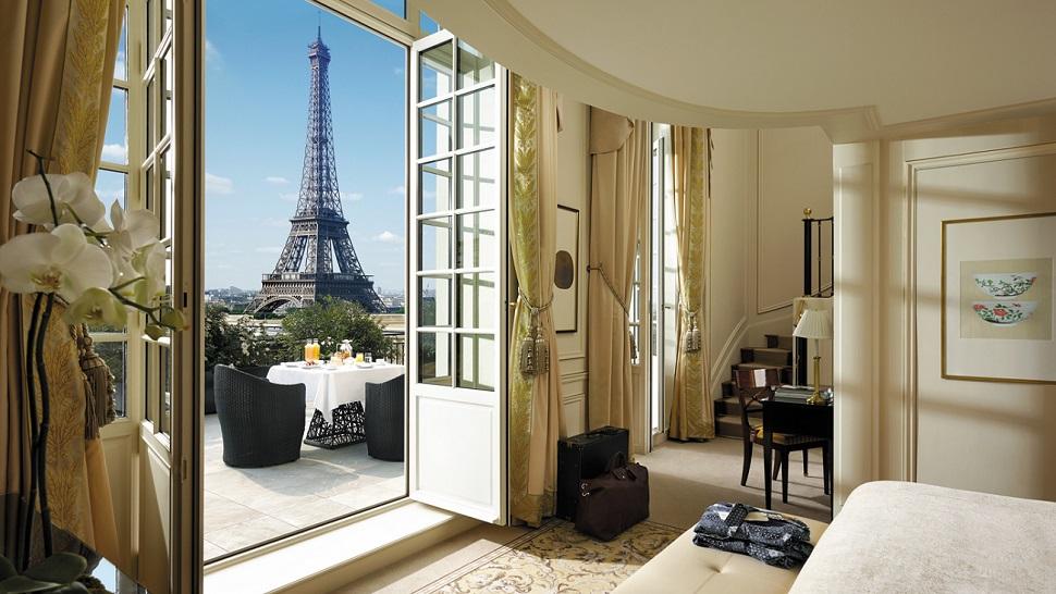 Top 10 best luxury hotels in Paris - The Luxury Travel Expert