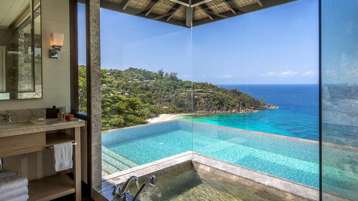 Top 10 Best Resorts In The World With Private Plunge Pools