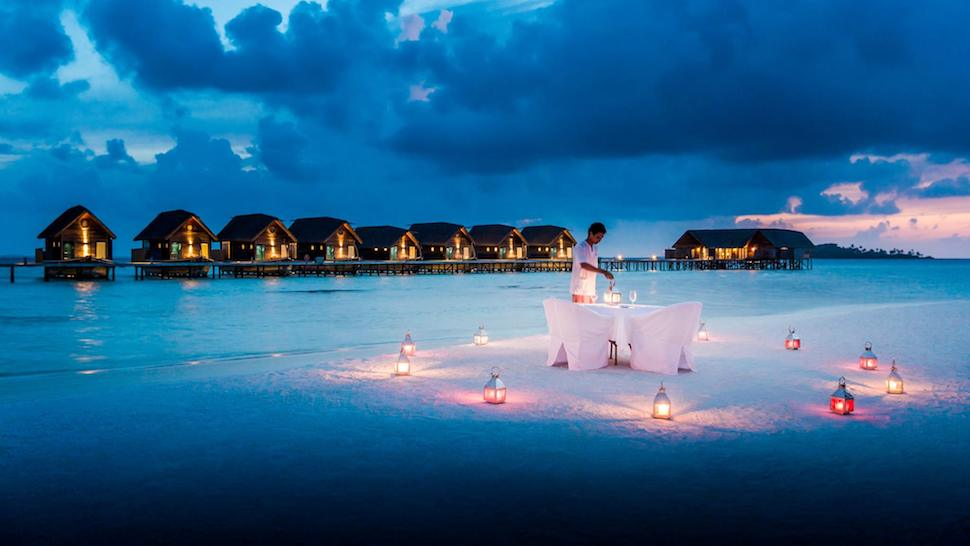 Top 10 Best Resorts In The Maldives For Couples The Luxury