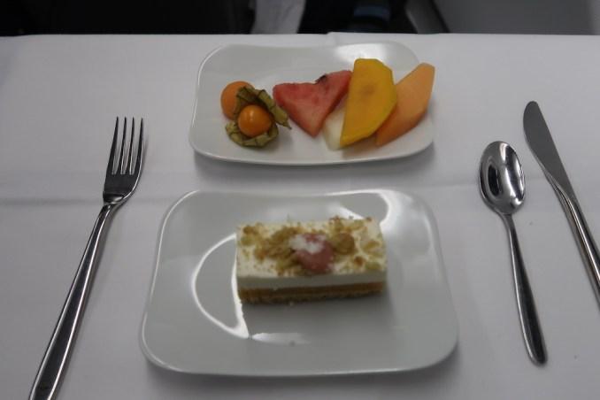 DINNER: DESSERT