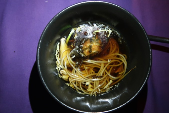 BY THE BEACH RESTAURANT: JAPANESE DINNER