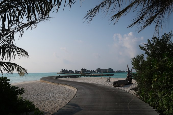 MEDHUFARU ISLAND: NORTH BEACH