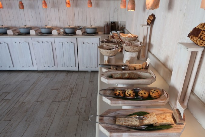 SONEVA JANI: BREAKFAST AT THE GATHERING