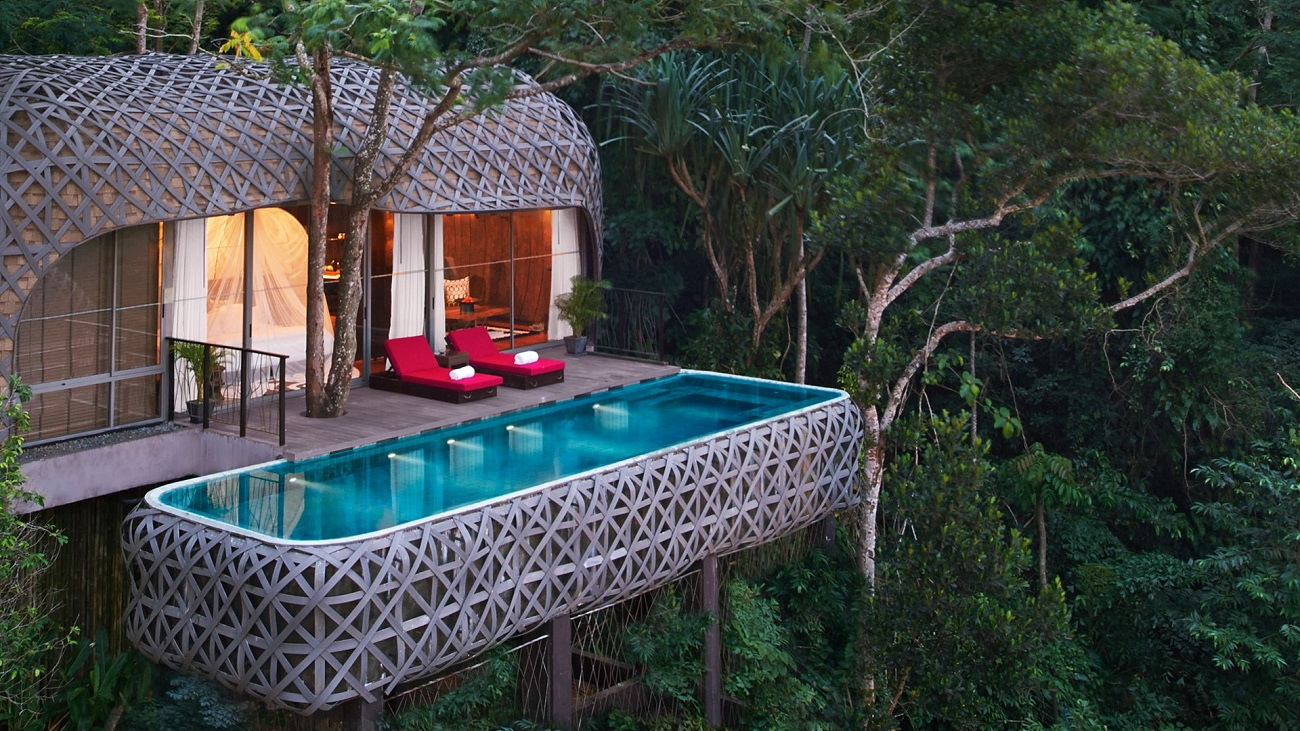 Top 10 best treehouse hotels in the world - The Luxury ...