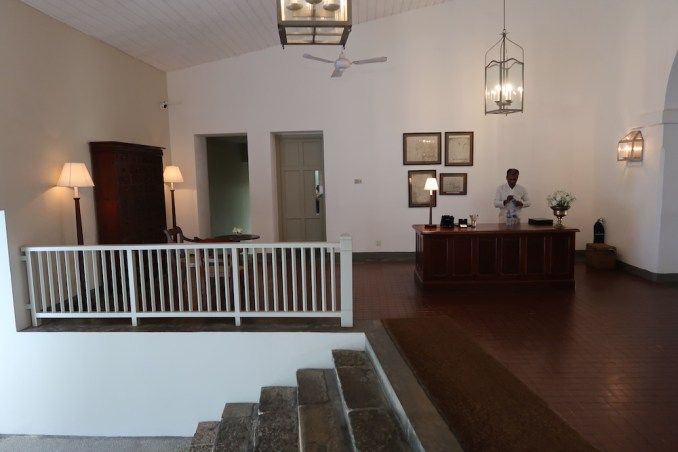 AMANGALLA RECEPTION AREA