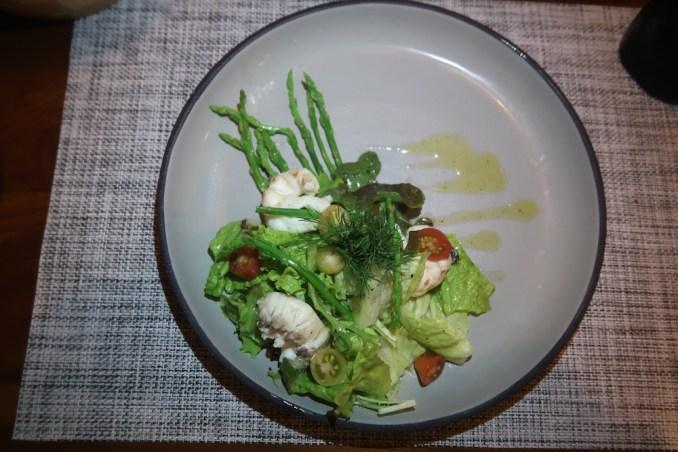 WILD COAST TENTED LODGE: DINNER