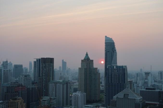 PARK HYATT BANGKOK: PENTHOUSE BAR + GRILL (VIEWS)