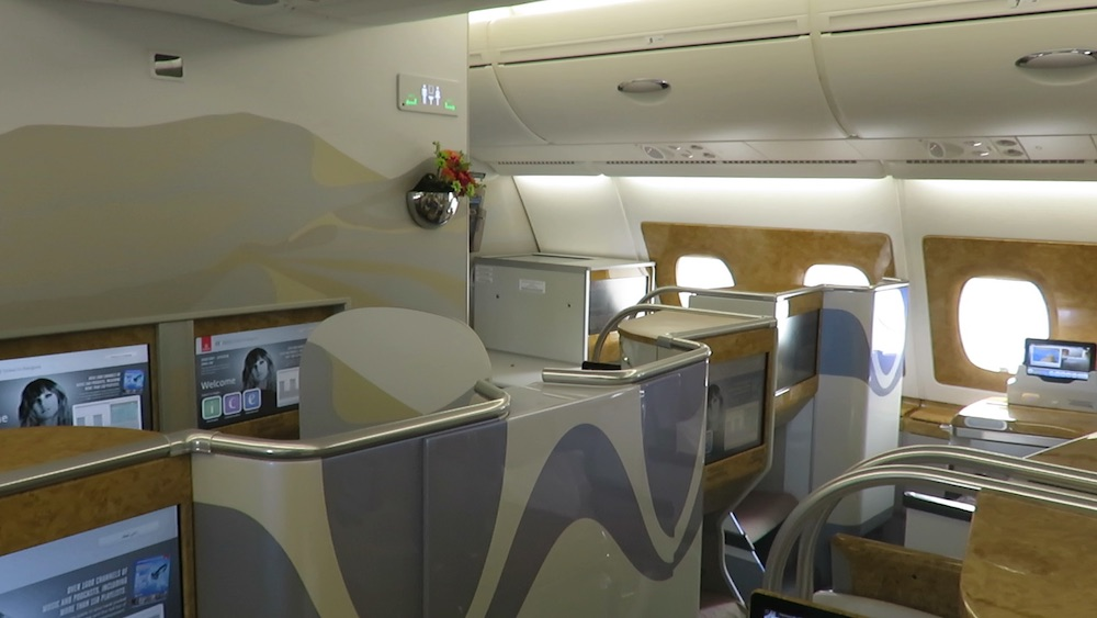 Trip Report Emirates A380 Business Class Dusseldorf Dubai