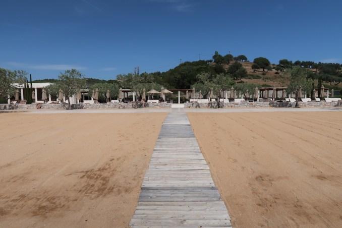 AMANZOE BEACH CLUB: BEACH