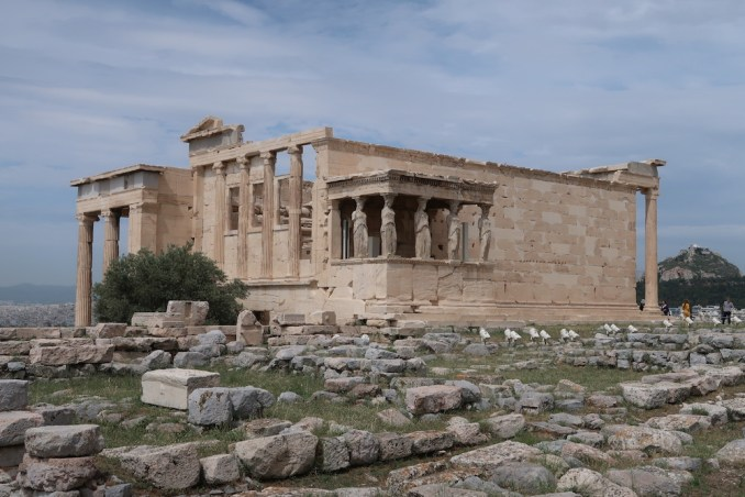 ACROPOLIS: THE ERECHTHEION