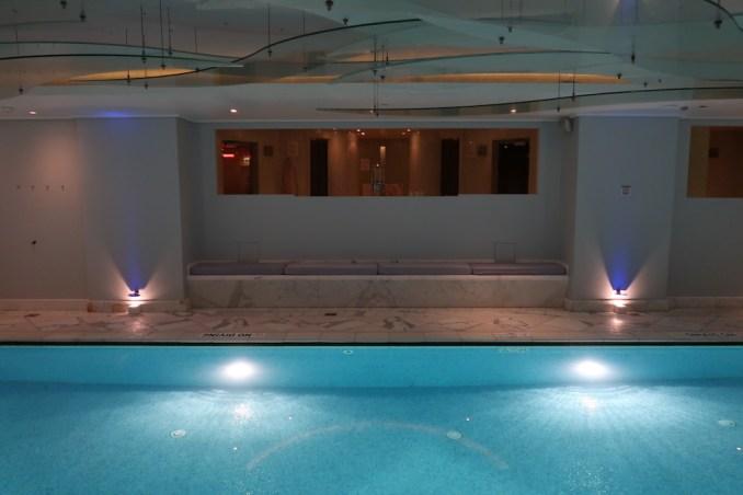 HOTEL GRANDE BRETAGNE: SPA - INDOOR POOL