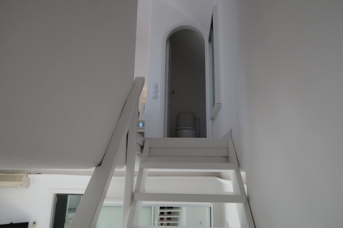 CANAVES OIA SUITES: SUPERIOR SUITE - LOFT