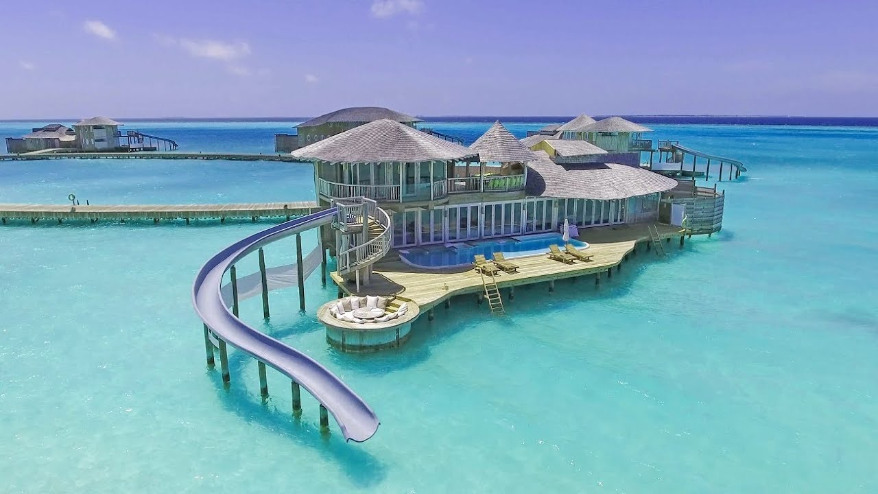 Top 10 Best Luxury Hotel In The Maldives The Luxury Travel Expert