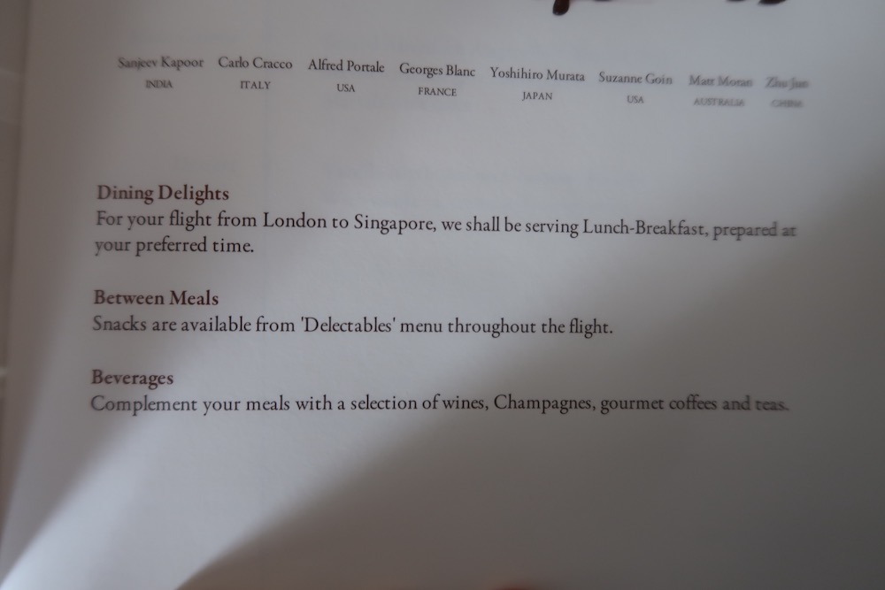 Review: Singapore Airlines A380 First Class suite - London ...